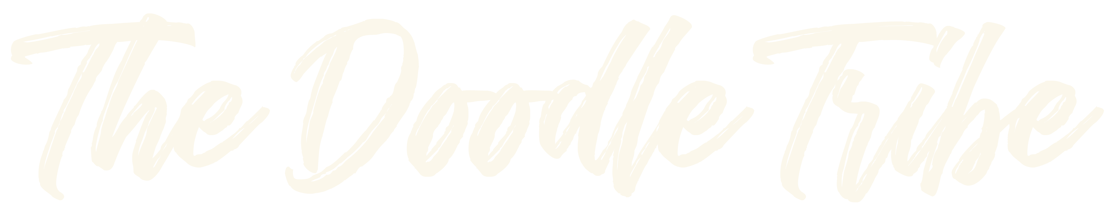 The Doodle Tribe